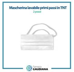 Mascherina Lavabile primi passi in TNT 2 pezzi