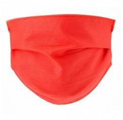 Mascherina Lavabile per bambini colore Corallo 2 pezzi