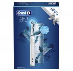 Oral B Power Pro 1 Bianco Spazzolino Elettrico