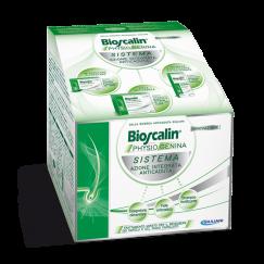 Bioscalin Physiogenina Sistema Anticaduta Capelli Compresse + Shampoo + Fiale