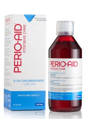 Perio Aid Intensive Care Collutorio con Clorexidina 0,12% 500 ml