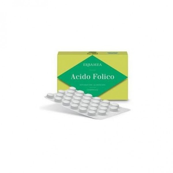 Acido Folico 90 Compresse - Integratore Alimentare