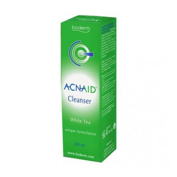 Acnaid Cleanser Lozione Viso Trattamento Anti Acne 200 ml