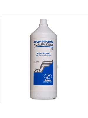 New.Fa.Dem. Acqua Depurata Bidemineralizzata 1000 ml