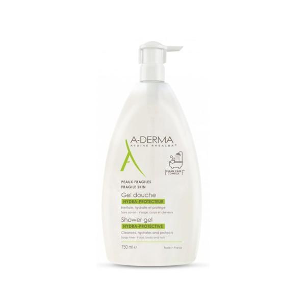 A-Derma Les Indispensables Gel Doccia Hydra Protettivo 750 ml