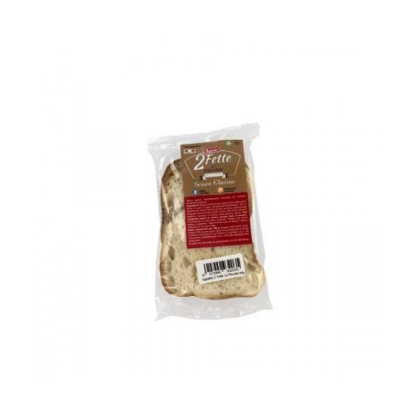 Agluten 2 Fette Piccole Integrali Senza Glutine 50 grammi