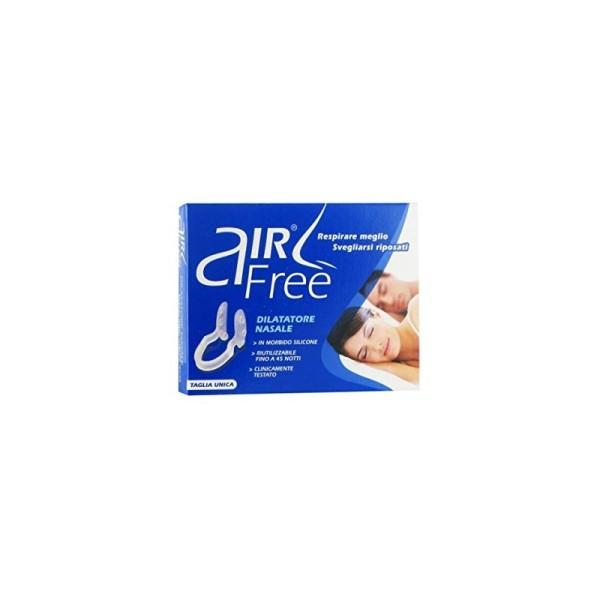 AirFree Dilatatore Nasale Antirussamento 1 Pezzo