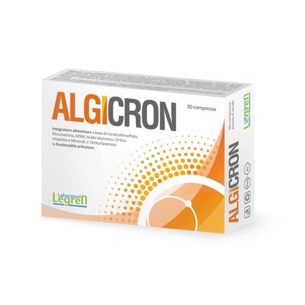 Algicron 30 Compresse - Integratore Alimentare
