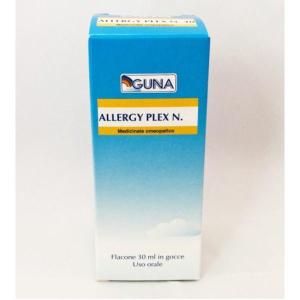 Guna Allergy Plex 7 Cereali Gocce 30 ml - Medicinale Omeopatico