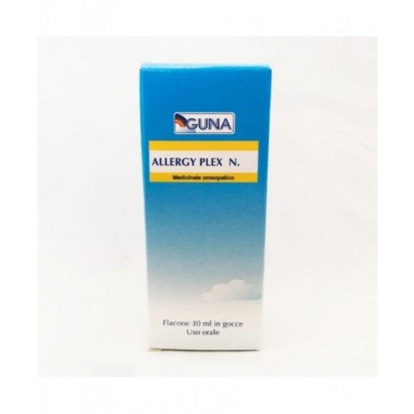 Guna Allergy Plex 13 Solanacee Gocce 30 ml - Medicinale Omeopatico