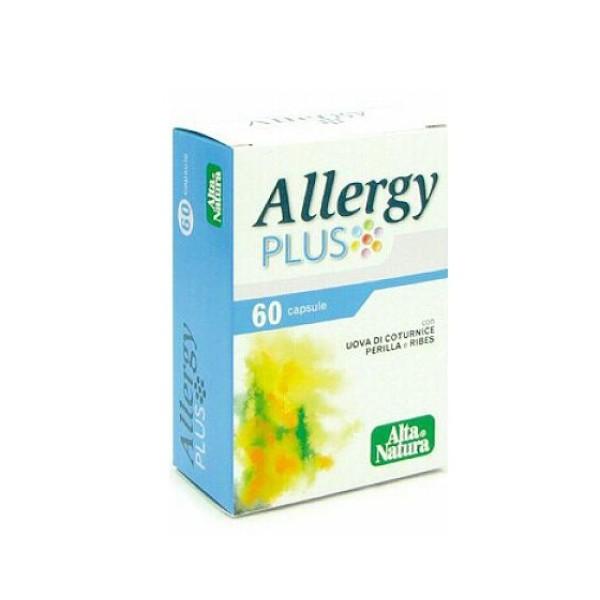 Allergy Plus 60 Capsule - Antiallergico Naturale