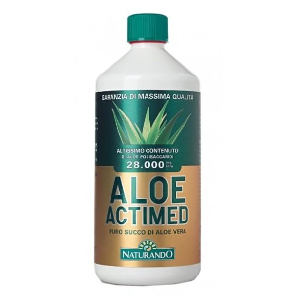 Aloe Actimed 1000 ml - Succo Puro di Aloe