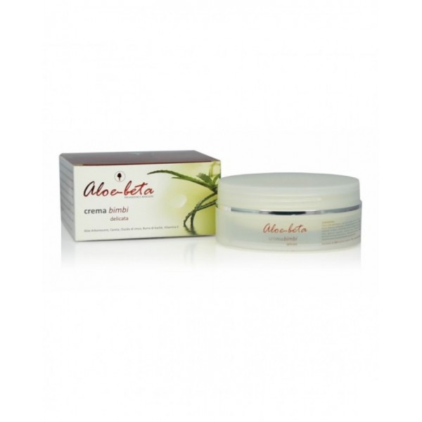Aloe-Beta Crema Bimbi 100 ml