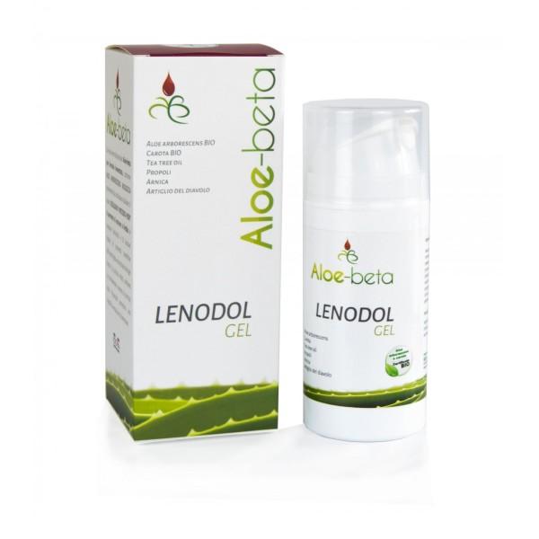Aloe-Beta Lenodol Gel 100 ml