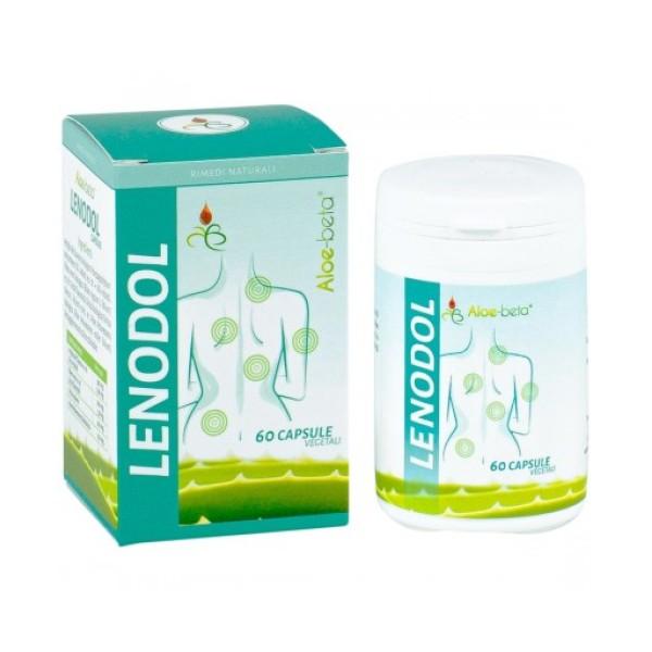 Aloe-Beta Lenodol 30 Capsule - Integratore Alimentare
