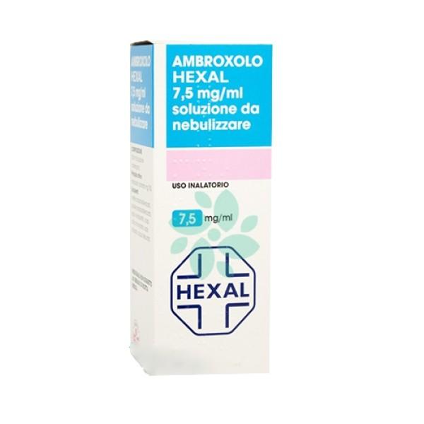 Ambroxolo Hexal 7,5mg/ml Soluzione da Nebulizzare 100 ml