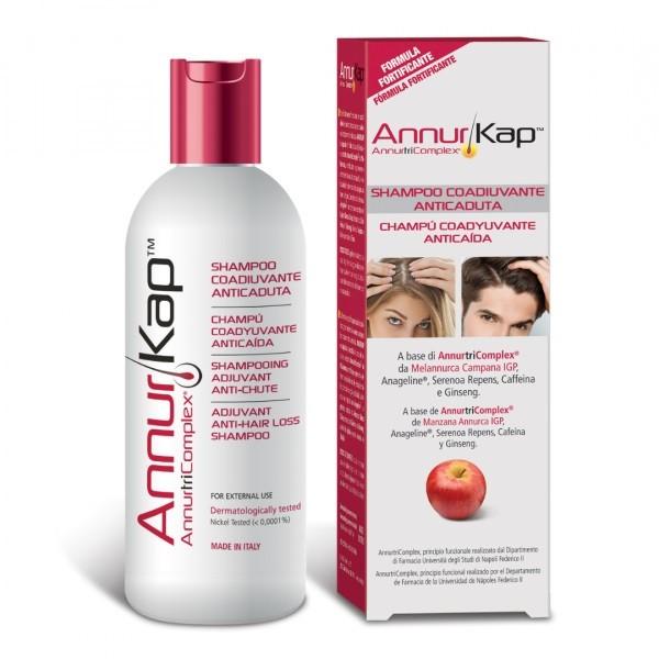 AnnurKap Shampoo Coadiuvante Anticaduta 200 ml