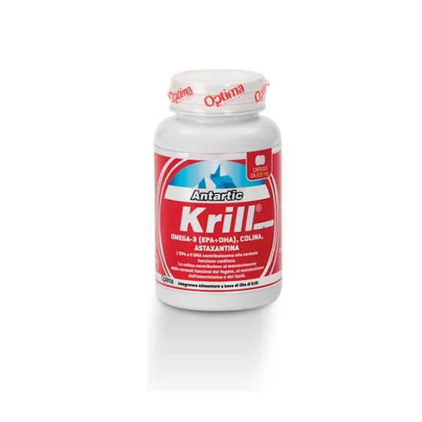 Optima Antartic Krill Kidz 30 Caramelle Gommose - Integratore Vitamina D