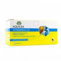 Aquilea Vitamina C+D 28 Bustine - Integratore Vitaminico