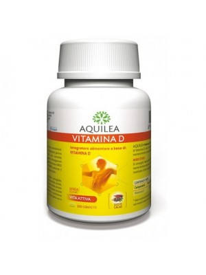Aquilea Vitamina D 100 confetti | Integratore Alimentare