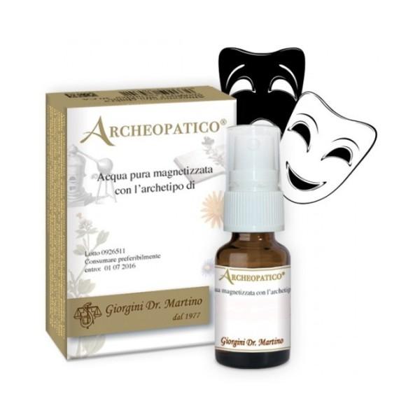 Archeopatico Ansia Inquietudine Apprensione 30 CA Dr. Giorgini 10 ml