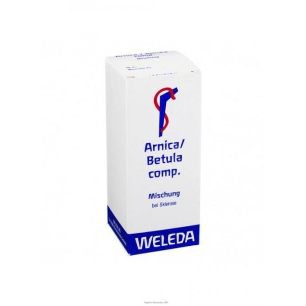 Weleda Arnica Betulla Compositum Gocce Omeopatiche 100 ml