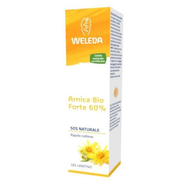 Weleda Arnica Bio Forte Gel 60% 25 grammi