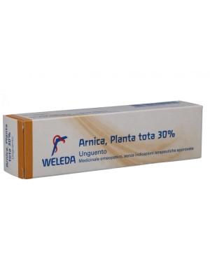 Weleda Arnica Planta Tota 30% Unguento 25 grammi - Medicinale Omeopatico