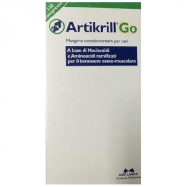 Artikrill Go Cane 120 Compresse - Mangime Complementare