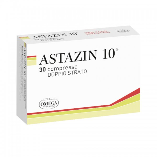 Astazin 10  30 Compresse - Integratore Alimentare