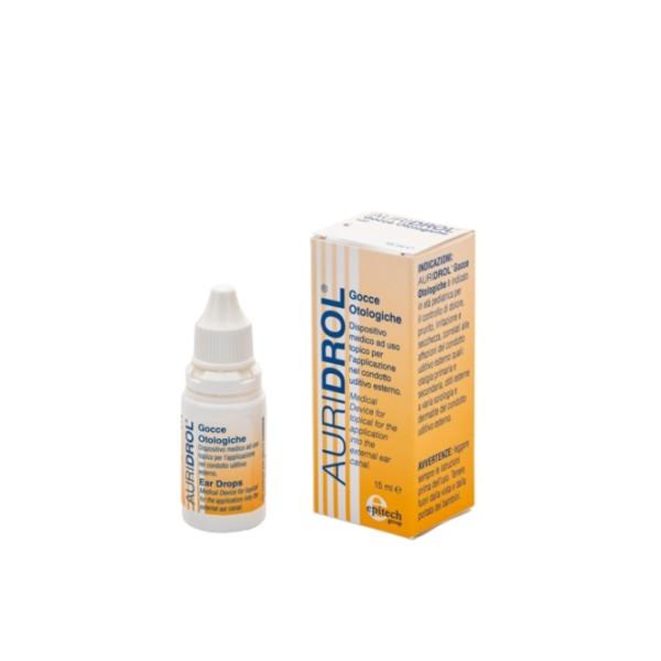 Auridrol Gocce Otologiche 15 ml
