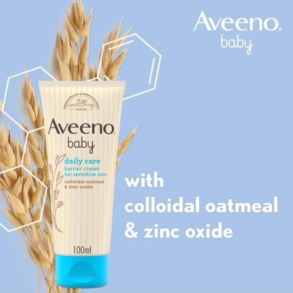Aveeno Baby Barrier Crema Lenitiva Neonati 100 ml
