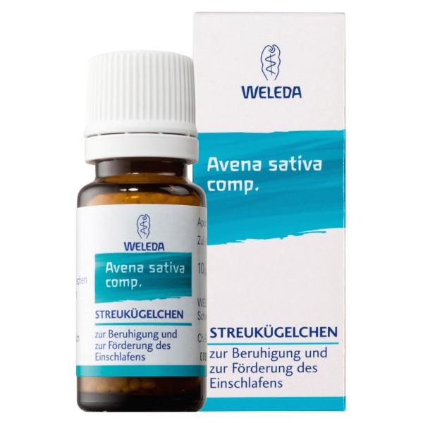 Weleda Avena Sativa Compositum Granuli 10 grammi - Medicinale Omeopatico