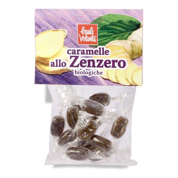 Baule Volante Caramelle allo Zenzero 50 grammi