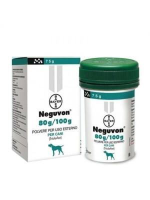 Bayer Neguvon Polvere Antiparassitario Cani 75 grammi