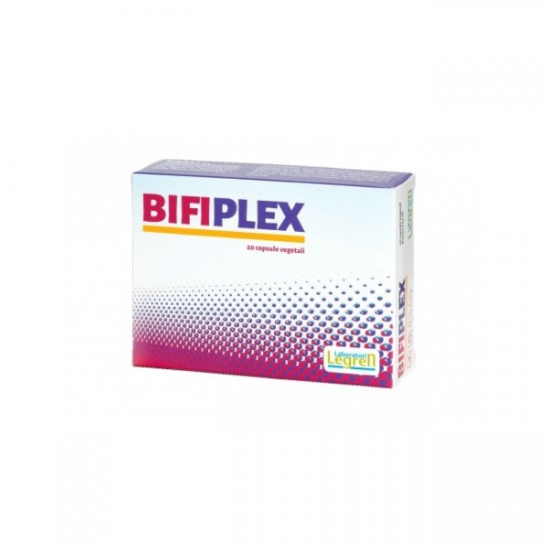 Bifiplex 20 Capsule - Integratore Alimentare