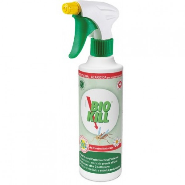 Bio Kill Piretro Natural Spray 375 ml