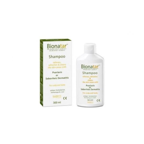 Bionatar Shampoo Scalp & Body per Psoriasi e Dermatite Seborroica 300 ml