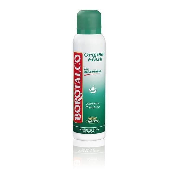 Borotalco Deodorante Original Spray 150 ml