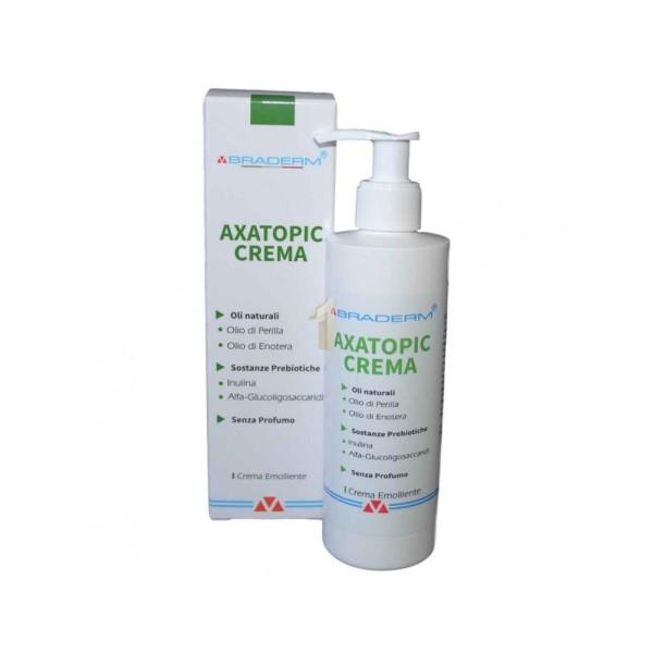 Braderm Axatopic Crema Pelle Secca 250 ml