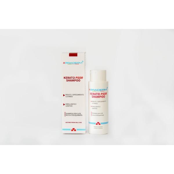 Braderm Kerato Psor Shampoo Cute Secca e Desquamata 150 ml