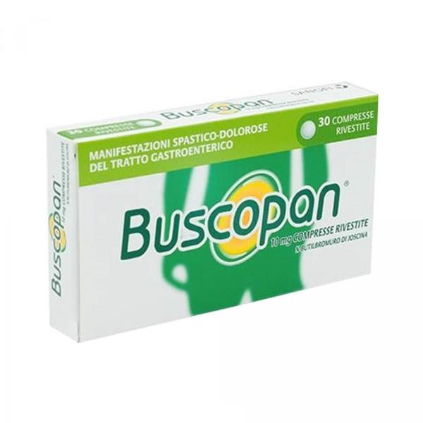 Buscopan 30 Compresse - Integratore Alimentare