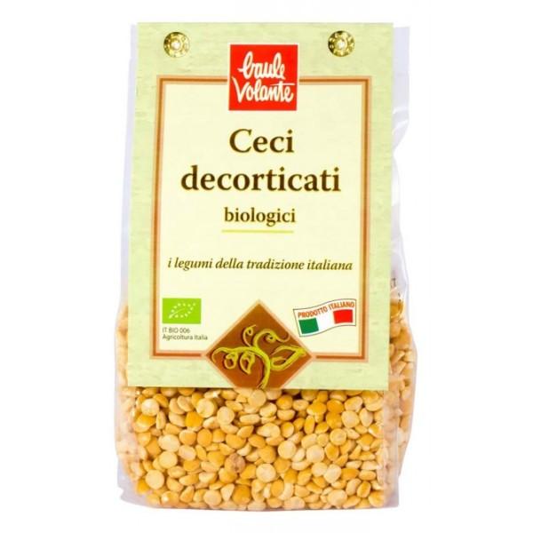 Baule Volante Ceci Decorticati Italiani 300 grammi