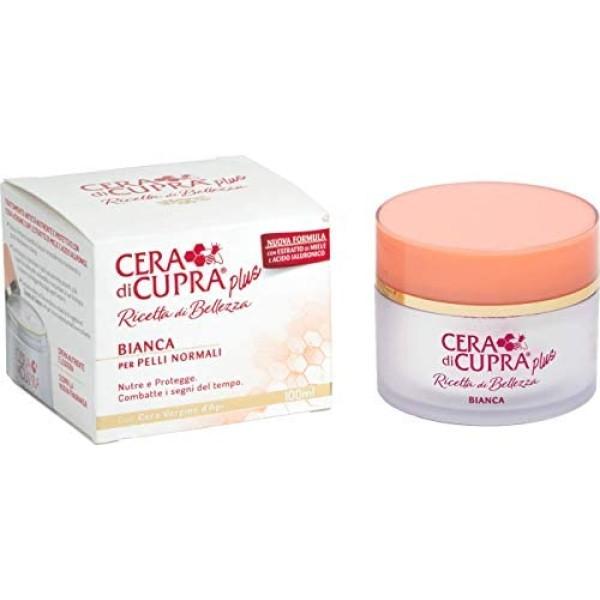 Cera di Cupra Plus Bianca Pelle Normale Crema Idratante 100 ml