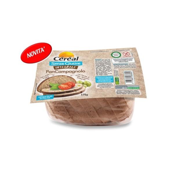 Cereal Pane Integrale Campagnolo 175 grammi
