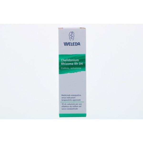 Weleda Chelidonium D4 Collirio Medicinale Omeopatico 10 ml