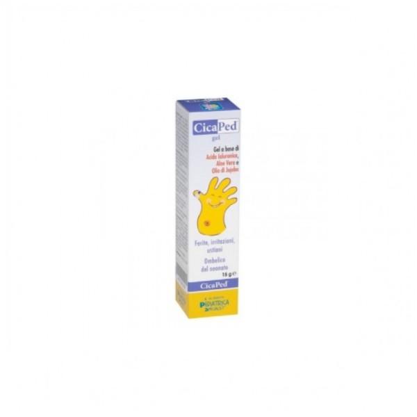 Cicaped Gel per Ferite e Ustioni e Ombelico del Neonato 15 ml
