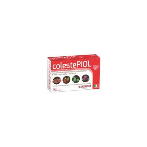 Colestepiol 60 compresse - Integratore Alimentare