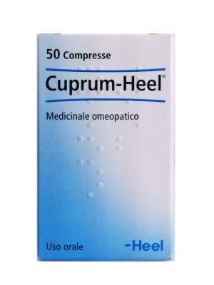 Guna Heel Cuprum 50 Tavolette - Medicinale Omeopatico