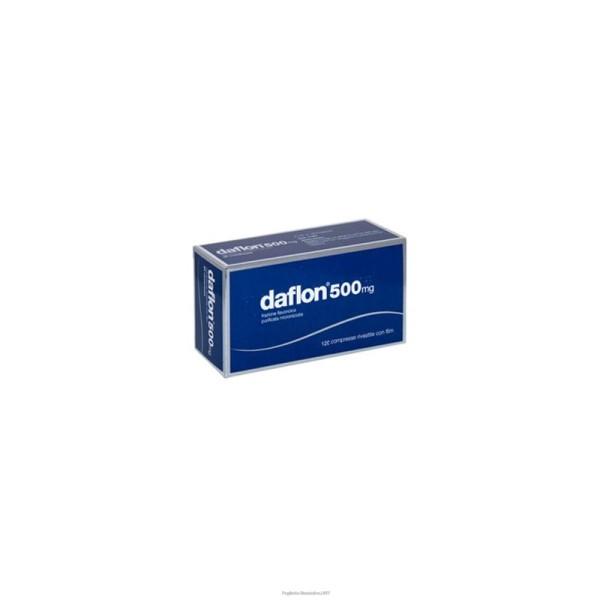 Daflon 500 mg 120 compresse